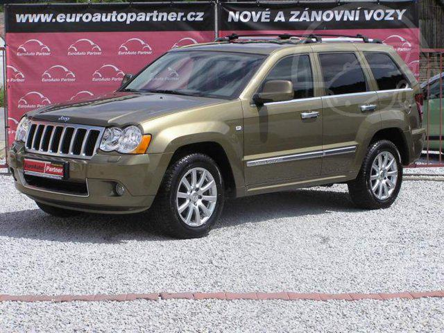2010 Jeep Grand Cherokee Overland 3.0 V6 CRD 160kW for sale