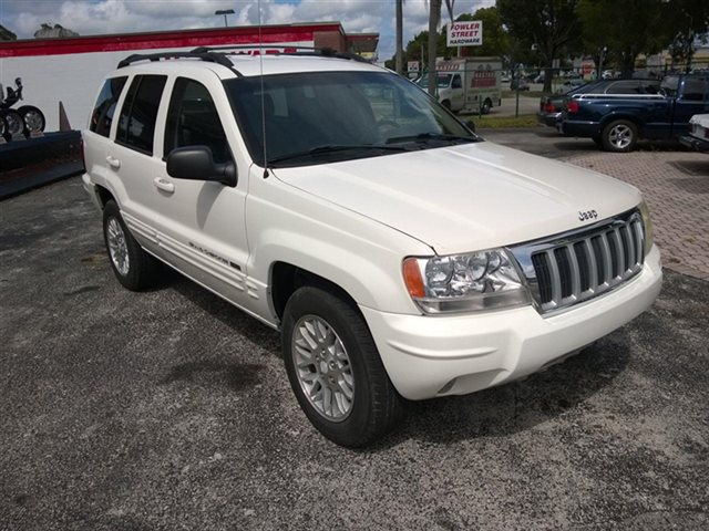 2004 Jeep Grand Cherokee 4dr Limited 4WD for sale
