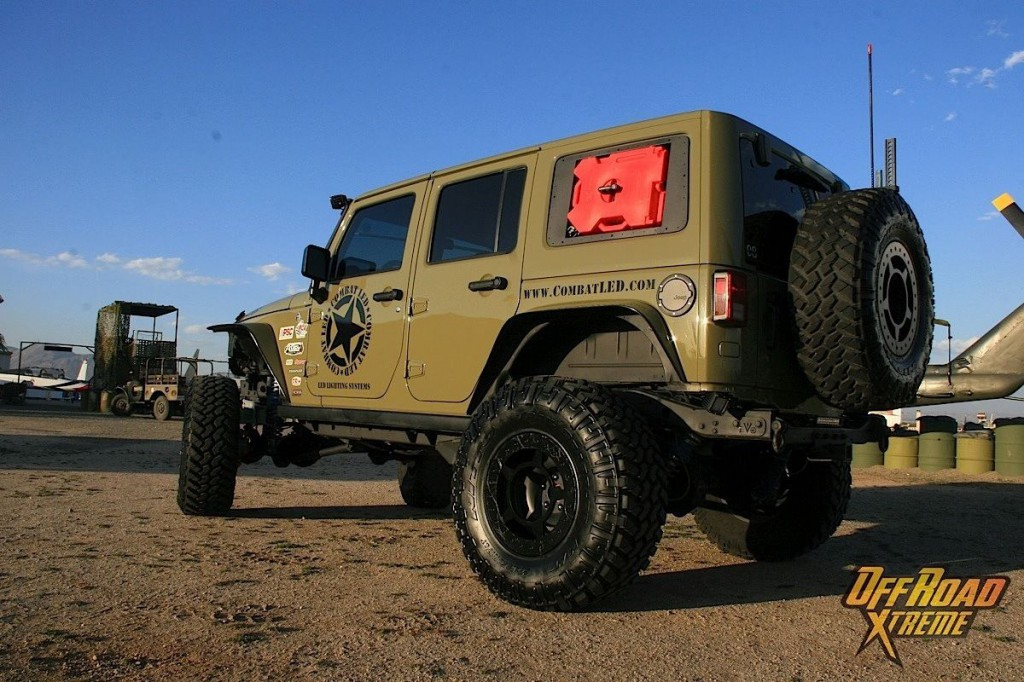 2013 Jeep Wrangler Unlimited-Rubicon