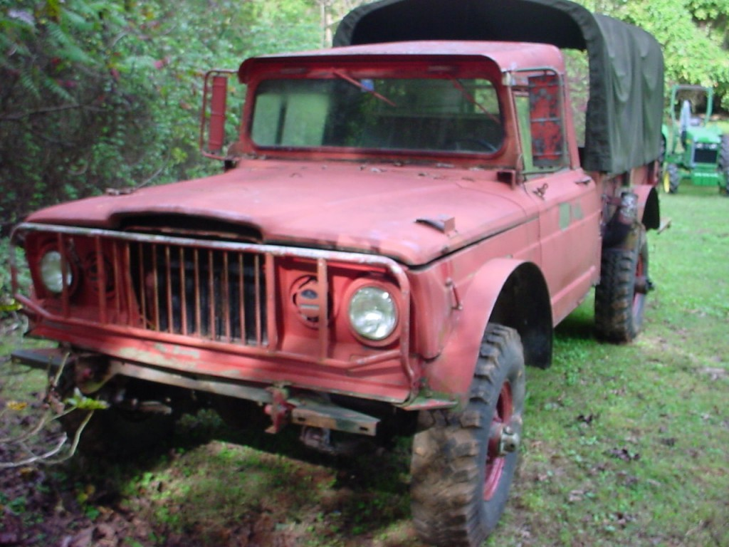 1968 M 715 KAISER Jeep for sale
