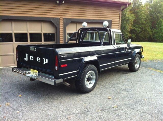 1987 JEEP J-20