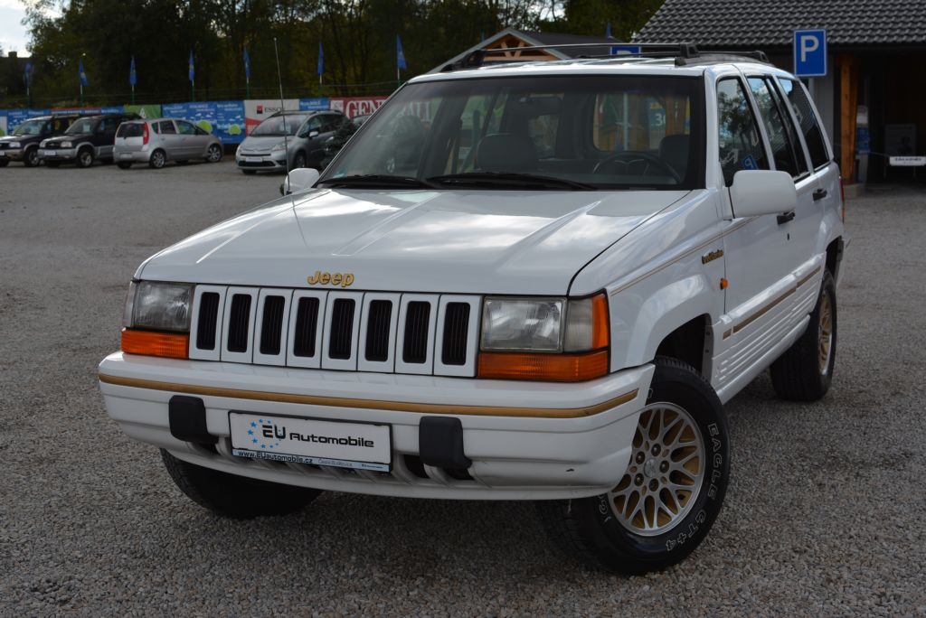 Jeep Grand Cherokee ZJ 4.0 Limited LPG