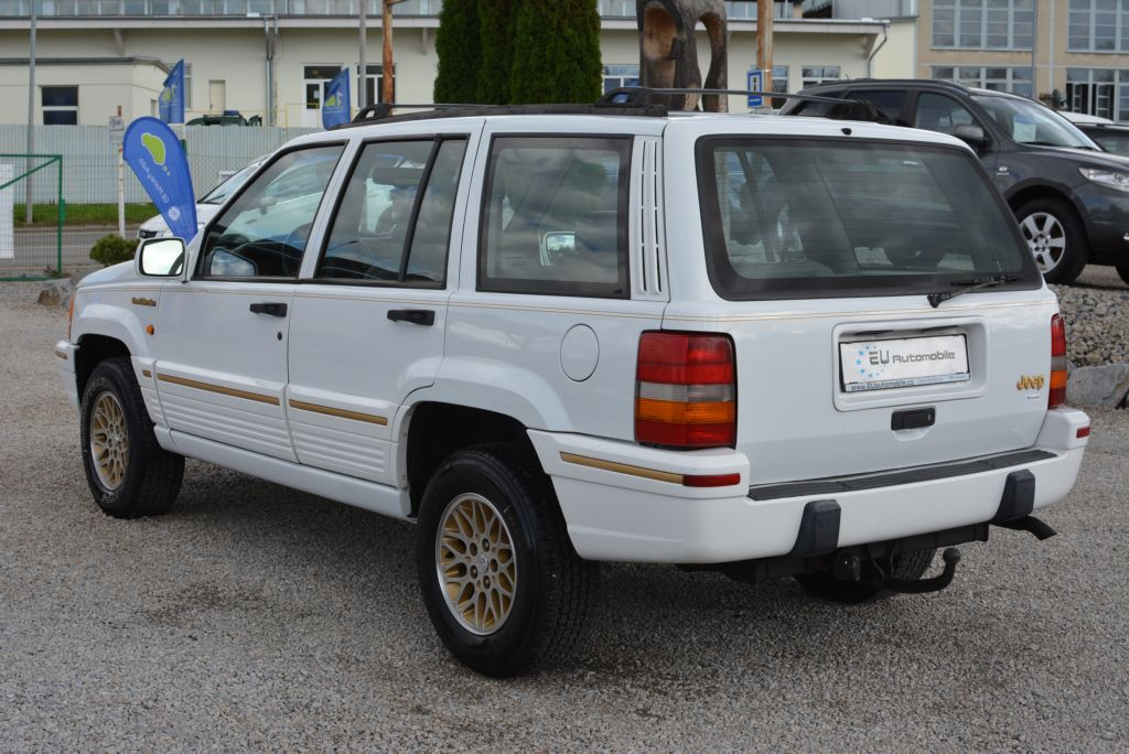 Jeep Grand Cherokee ZJ 4.0 Limited LPG