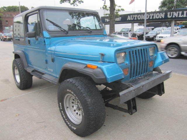 1993 jeep wrangler 6 cylinder yj 4 0 l for sale. Black Bedroom Furniture Sets. Home Design Ideas