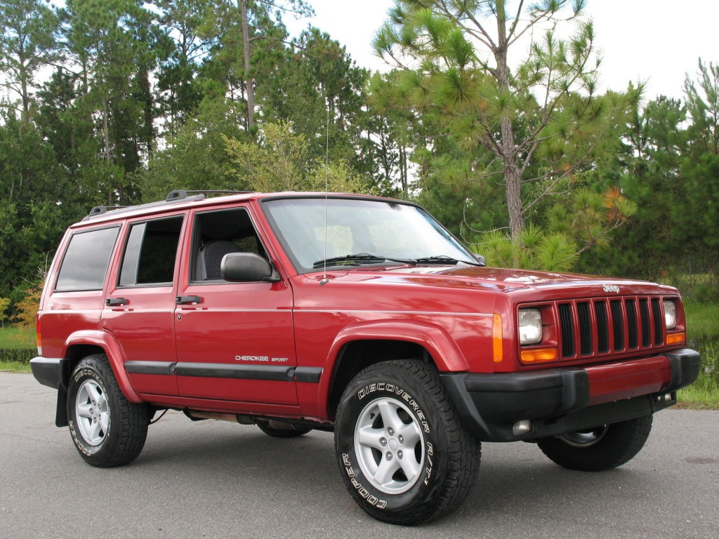 1999 Jeep Cherokee SPORT 4×4 for sale
