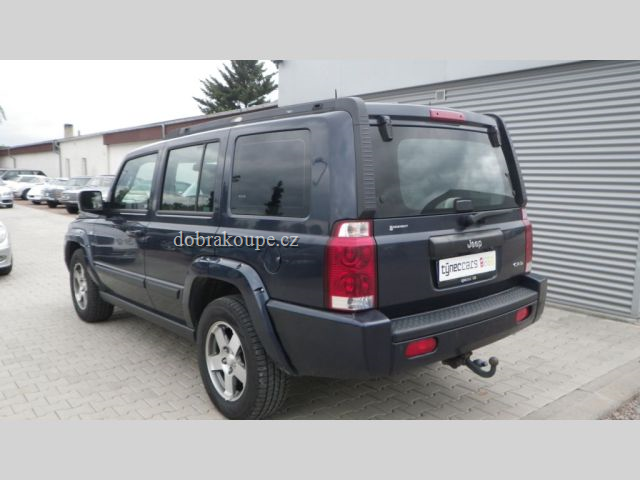 2009 Jeep Commander 3.0 CRD V6 SPORT for sale