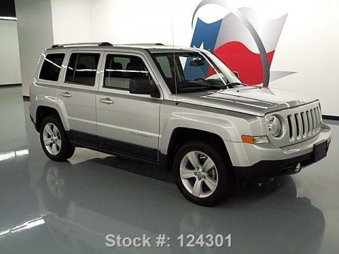 2011 Jeep Patriot LATITUDE 2.4L for sale