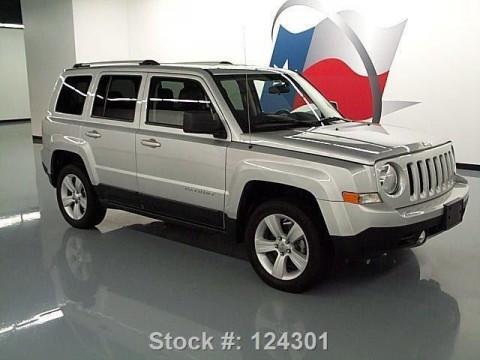 2011 Jeep Patriot LATITUDE 2.4L for sale