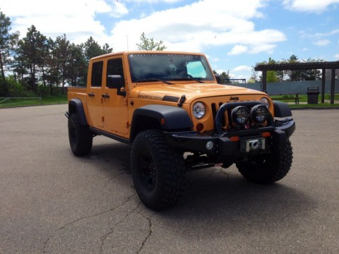 2012 Jeep Wrangler Double kabina for sale