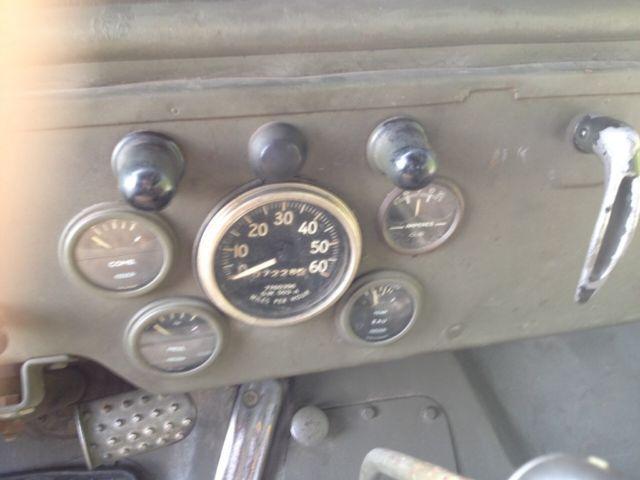 Na prodej 1945 Jeep Willys
