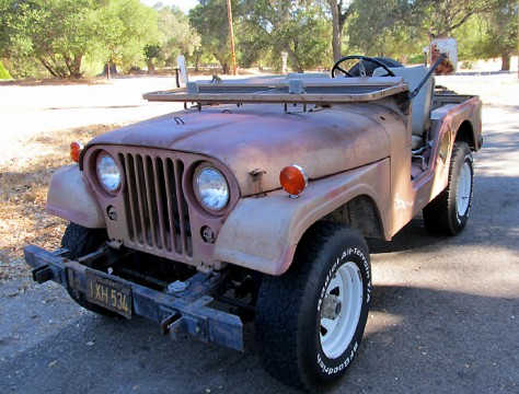 1953 Willys M38A1 Military Jeep for sale