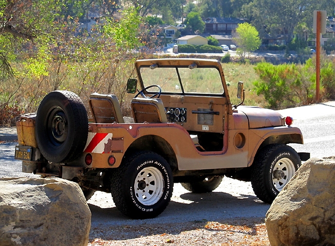 1953 Willys M38A1 Military Jeep