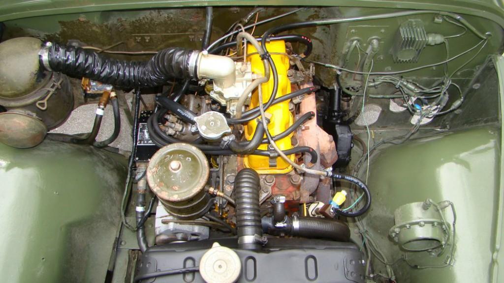 1955 Jeep CJ ARMY Jeep