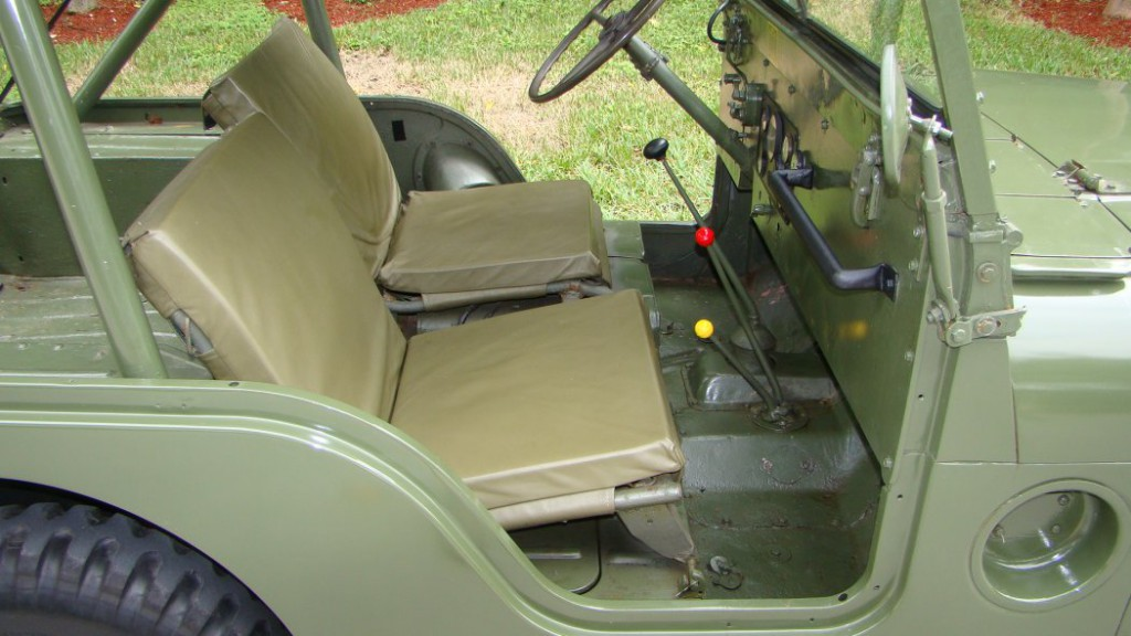 1955 Jeep CJ ARMY Jeep