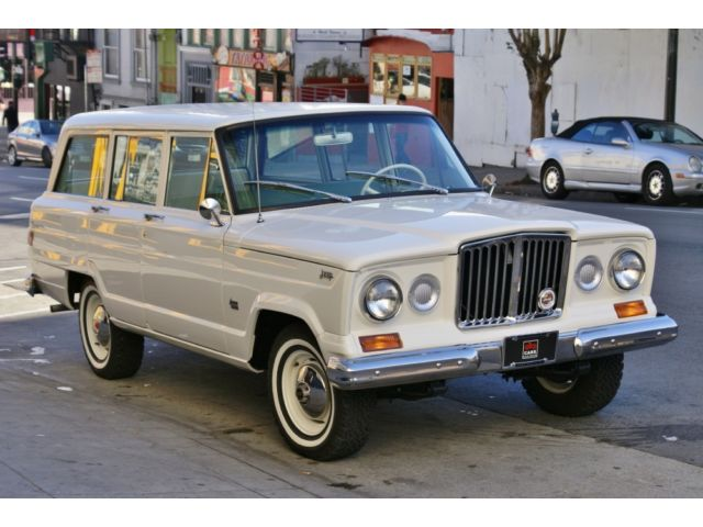 1964 Jeep Wagoneer for sale