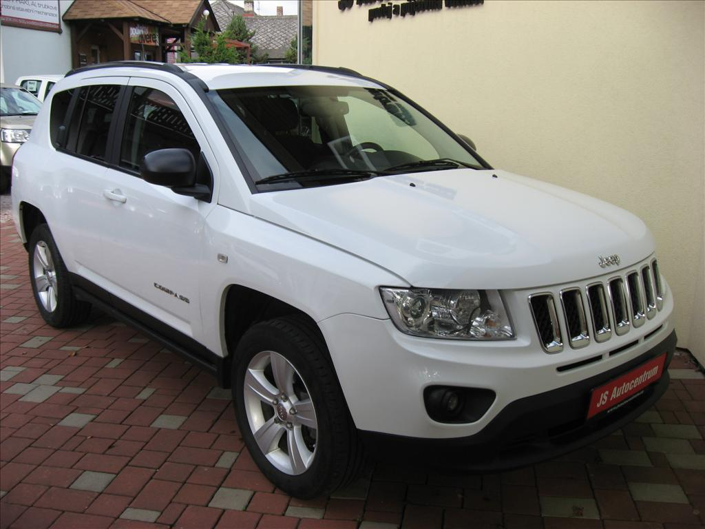2011 Jeep Compass 2,2 CRDI 163PS Sport 4×4 for sale