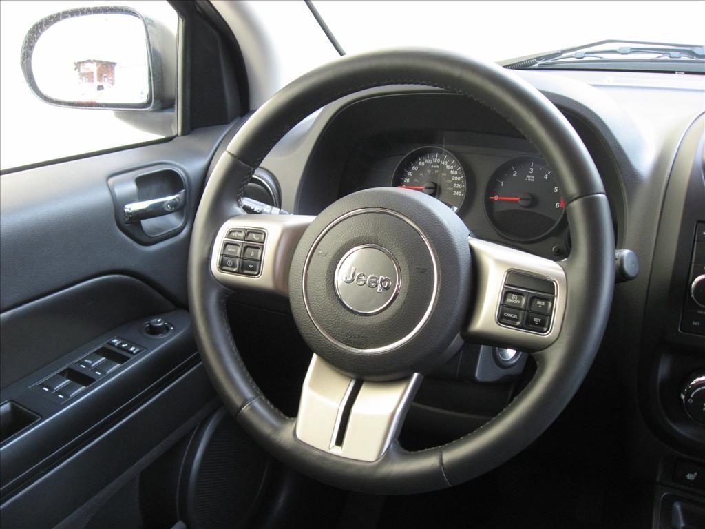 2011 Jeep Compass 2,2 CRDI 163PS Sport 4×4