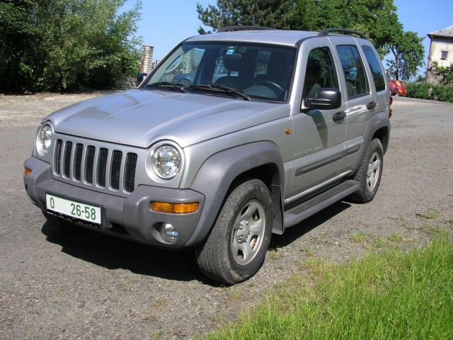 2003 Jeep Cherokee 2.5 CRD Sport for sale