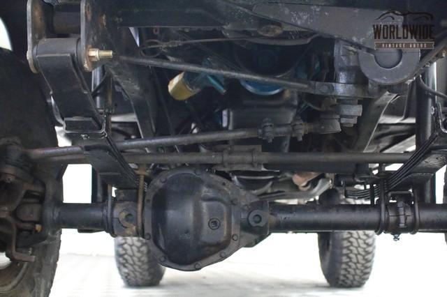 1982 Jeep CJ8 Scrambler V8