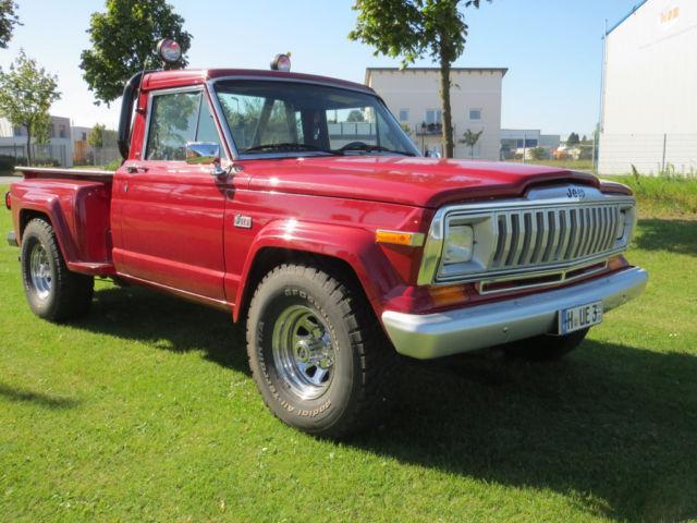 1982 Jeep J10 PICKUP, 5,7l for sale