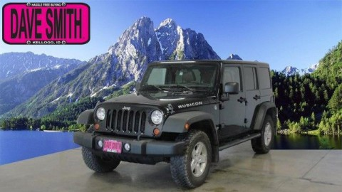 2011 Jeep Wrangler Rubicon for sale