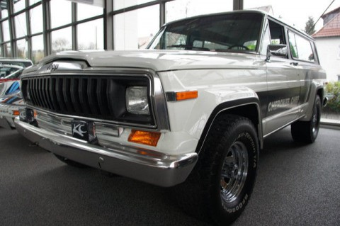 1981 Jeep Cherokee Chief for sale