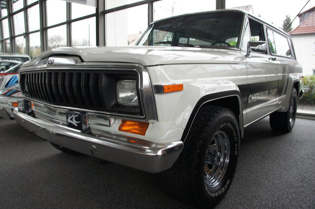 1981 jeep cherokee chief for sale. Black Bedroom Furniture Sets. Home Design Ideas
