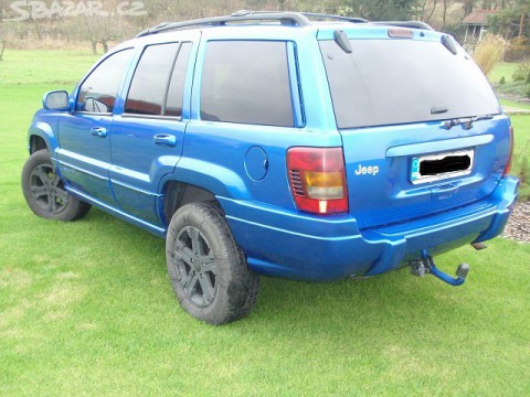 2005 JEEP Grand CHerokee 4.0 LPG for sale