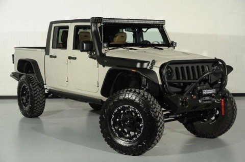 2014 Jeep AEV Brute Rubicon Unlimited Pickup for sale