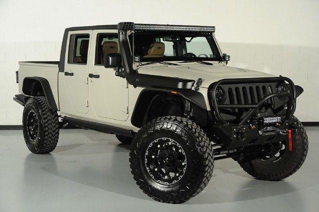 2014 jeep aev brute rubicon unlimited pickup for sale. Black Bedroom Furniture Sets. Home Design Ideas