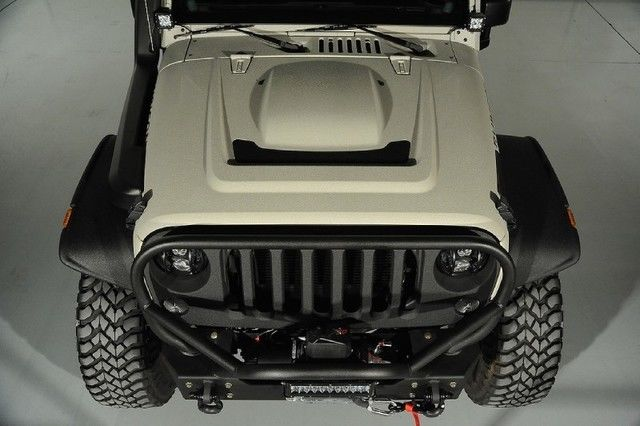 2014 Jeep AEV Brute Rubicon Unlimited Pickup