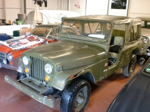 1975 Jeep CJ 6  AMC 3,8l for sale