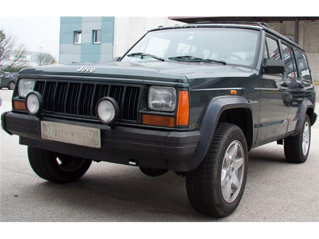 1993 Jeep Cherokee Classic 2.1 TD for sale