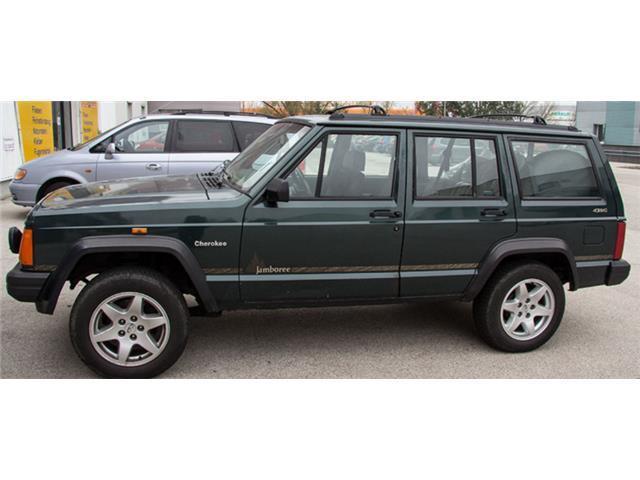 1993 Jeep Cherokee Classic 2.1 TD