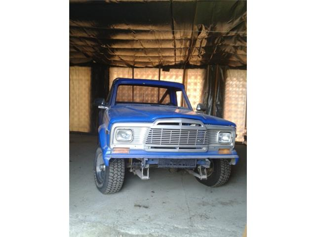 1980 Jeep Cherokee J10