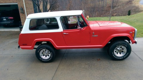 1973 Jeep Commando 4×4, 5.0L for sale