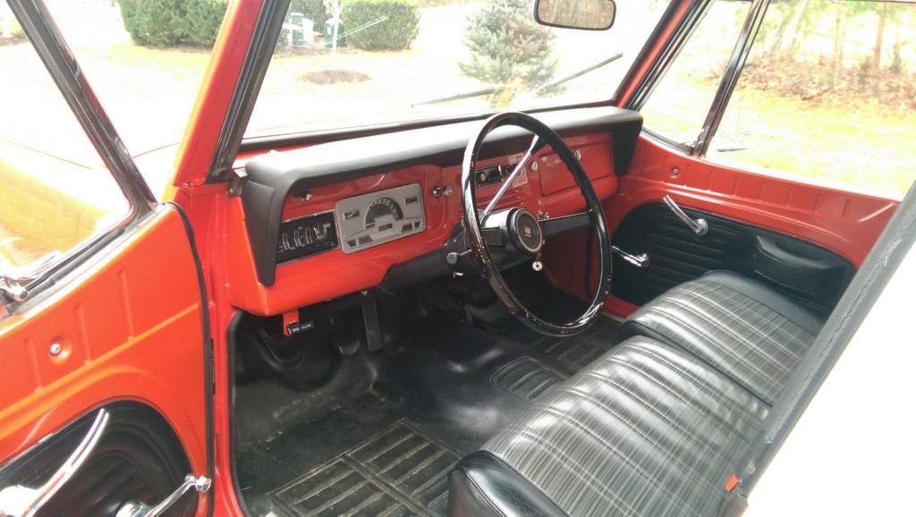 1973 Jeep Commando 4×4, 5.0L