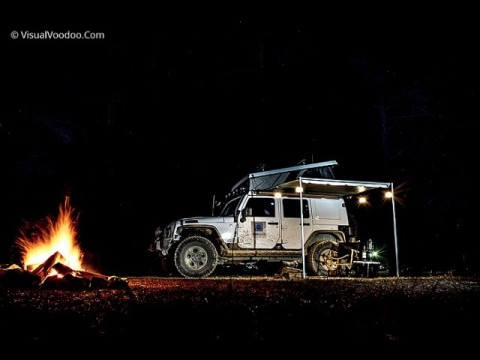 2013 Jeep Wrangler Unlimited Rubicon Extreme Camper for sale