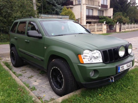 2007 Jeep Grand Cherokee 3.0 CRD for sale