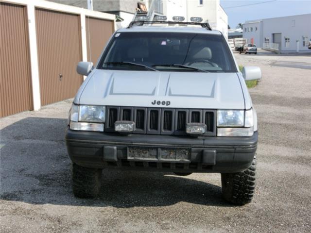 1993 Jeep Grand Cherokee 5.2 Limited V8