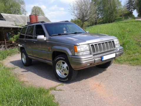 1998 Jeep Grand Cherokee ZJ, 177 KW, 5.9L for sale