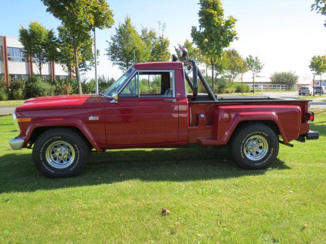 1982 Jeep J10 PICKUP, 5,7l