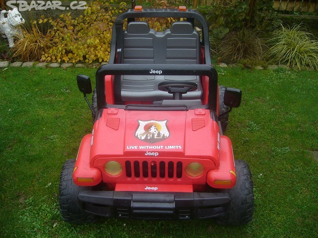 Jeep PEG PEREGO 12V for sale