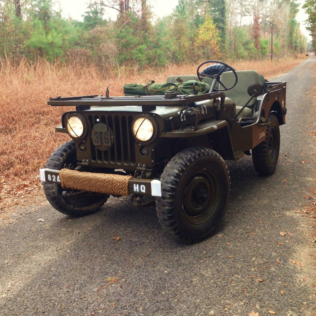 1950 Jeep Willys M38 Mc Military Army 4 215 4 For Sale