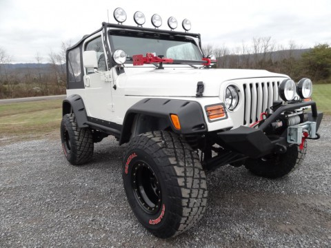 2001 Jeep Wrangler 4.0 for sale