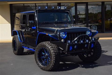 2013 Jeep Wrangler AVORZA EDITION 3.6L V6 for sale