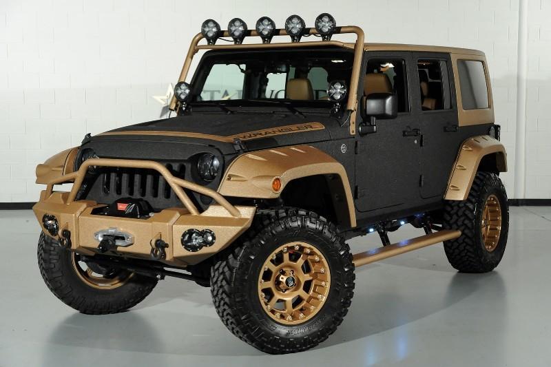 2014 Jeep Wrangler Unlimited 3.6L V6 for sale