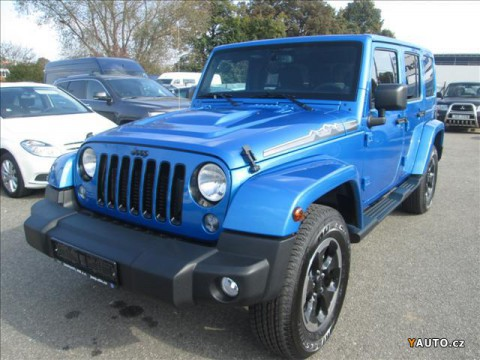 2014 Jeep Wrangler 2.8 CRD POLAR for sale