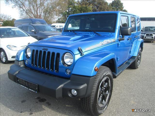 2014 Jeep Wrangler 2.8 CRD POLAR for sale