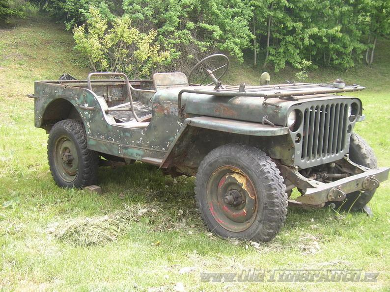1945 Jeep Willys
